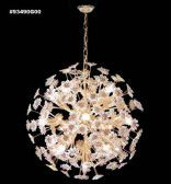 93490S22 IMPERIAL Crystal Chandelier