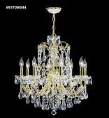 93728G11 SPECTRA Crystal Chandelier