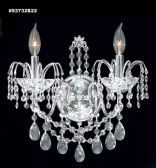 93732S22 IMPERIAL Crystal Wall Sconce