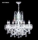 93738S11 SPECTRA Crystal Chandelier