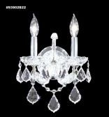 93902GL22 IMPERIAL Crystal Wall Sconce