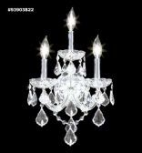 93903S22 IMPERIAL Crystal Wall Sconce