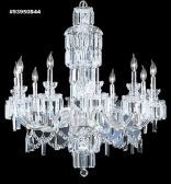 93950S11 SPECTRA Crystal Chandelier