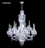 93953S11 SPECTRA Crystal Chandelier