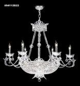 94112S11-55 SPECTRA Crystal Chandelier