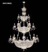 94114S22-88 IMPERIAL Crystal Chandelier
