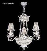 94121G22 IMPERIAL Crystal Chandelier
