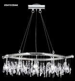 94163S44 REGAL Handcut/Polished Chandelier