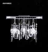 94168S22 IMPERIAL Crystal Wall Sconce