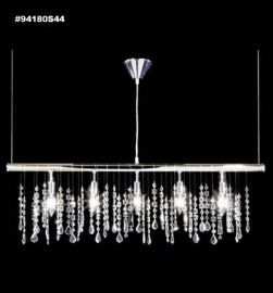 94180S44 REGAL Handcut/Polished Chandelier
