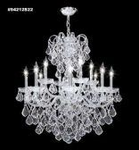94212S22 IMPERIAL Crystal Chandelier
