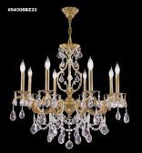 94308BZ0T Swarovski ELEMENTS Crystal Golden Teak Chandelier