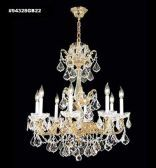 94328AB22 IMPERIAL Crystal Chandelier