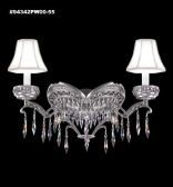 94342S00-55 Swarovski ELEMENTS Crystal Wall Sconce