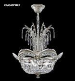 94343S22 IMPERIAL Crystal Chandelier