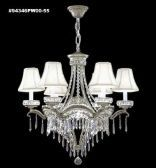 94346PW22 IMPERIAL Crystal Chandelier
