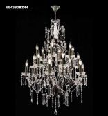 94380BZ44 REGAL Handcut/Polished Chandelier