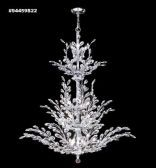 94459G22 IMPERIAL Crystal Chandelier