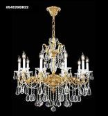 94529AB22 IMPERIAL Crystal Chandelier