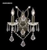 94552BZ22 IMPERIAL Crystal Wall Sconce