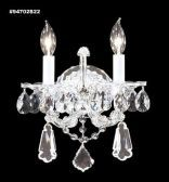 94702GL11 SPECTRA Crystal Wall Sconce