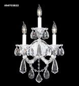 94703GL22 IMPERIAL Crystal Wall Sconce
