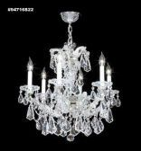 94716GL44 REGAL Handcut/Polished Chandelier