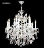 94722S22 IMPERIAL Crystal Chandelier