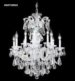 94732S22 IMPERIAL Crystal Chandelier