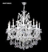 94735S11 SPECTRA Crystal Chandelier