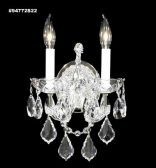 94772GL22 IMPERIAL Crystal Wall Sconce