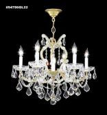 94786S22 IMPERIAL Crystal Chandelier