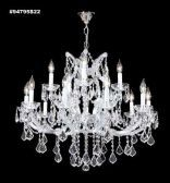 94795S22 IMPERIAL Crystal Chandelier