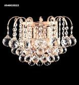 94802G11 SPECTRA Crystal Wall Sconce