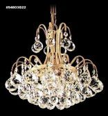 94803G11 SPECTRA Crystal Chandelier