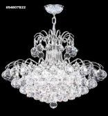 94807G0R Swarovski ELEMENTS Crystal Rosaline Chandelier