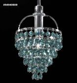 94940S0D Swarovski ELEMENTS Crystal Emerald Pendant
