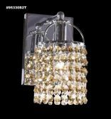 95330S22 IMPERIAL Crystal Wall Sconce