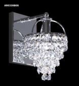 95335S11 SPECTRA Crystal Wall Sconce