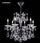 95686BS44 REGAL Handcut/Polished Chandelier