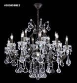 95689BS22 IMPERIAL Crystal Chandelier