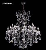 95690BS44 REGAL Handcut/Polished Chandelier