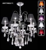 95776S11-74 SPECTRA Crystal Chandelier