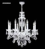 95898S44 REGAL Handcut/Polished Chandelier