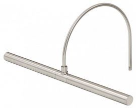 "Advent Profile LED 16"" Satin Nickel Picture Light"