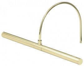 "Advent Profile LED 16"" Polished Brass Picture Light"