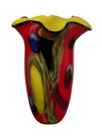 Av10761 Trevor Art Glass Vase