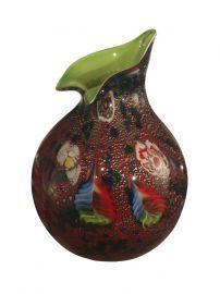 Av10763 Mycroft Art Glass Vase