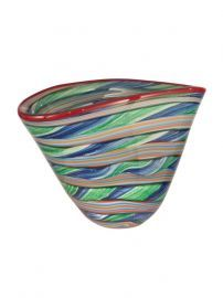 Av12047 Striped Bowl