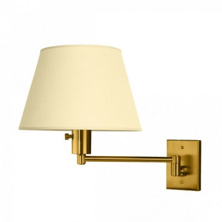 Bilbao Sconce Brushed Brass  Wall Sconce